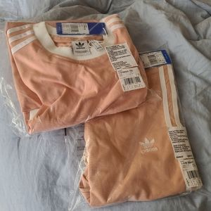 Nwt Adidas originals set